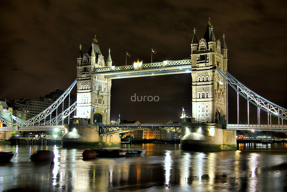 London - Tower Bridge Two by duroo