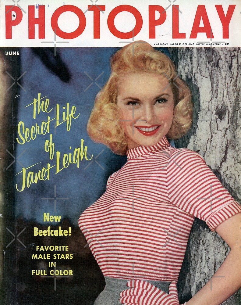 Photoplay / Janet Leigh  by Star-search