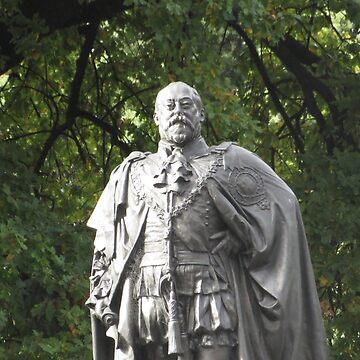 King Edward VII Monument by pierredubrelle