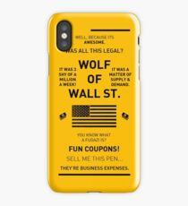 Wolf Of Wall Street iPhone 6 Case iPhone Case