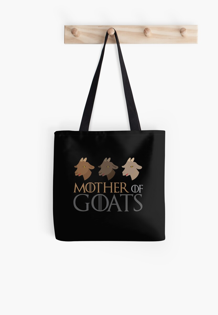 Mother of GOATS by jazzydevil