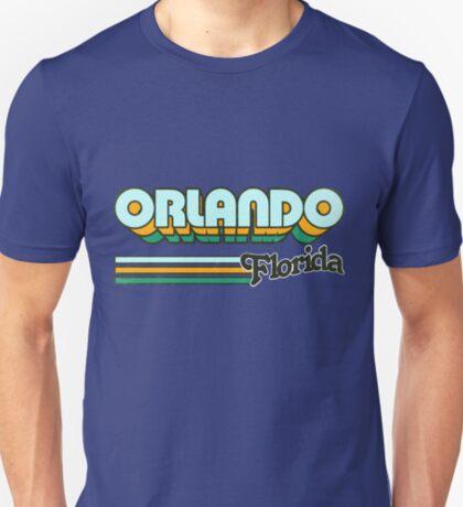 Orlando, FL   City Stripes T-Shirt
