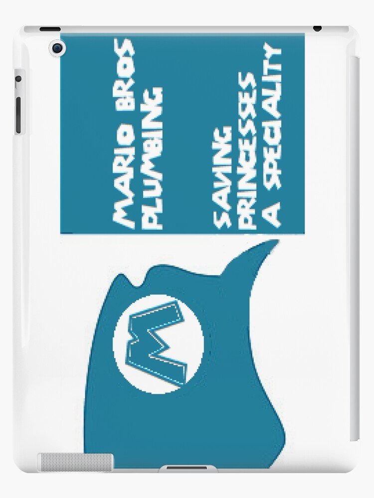 Mario Business cared phone case by TheNintendo64er