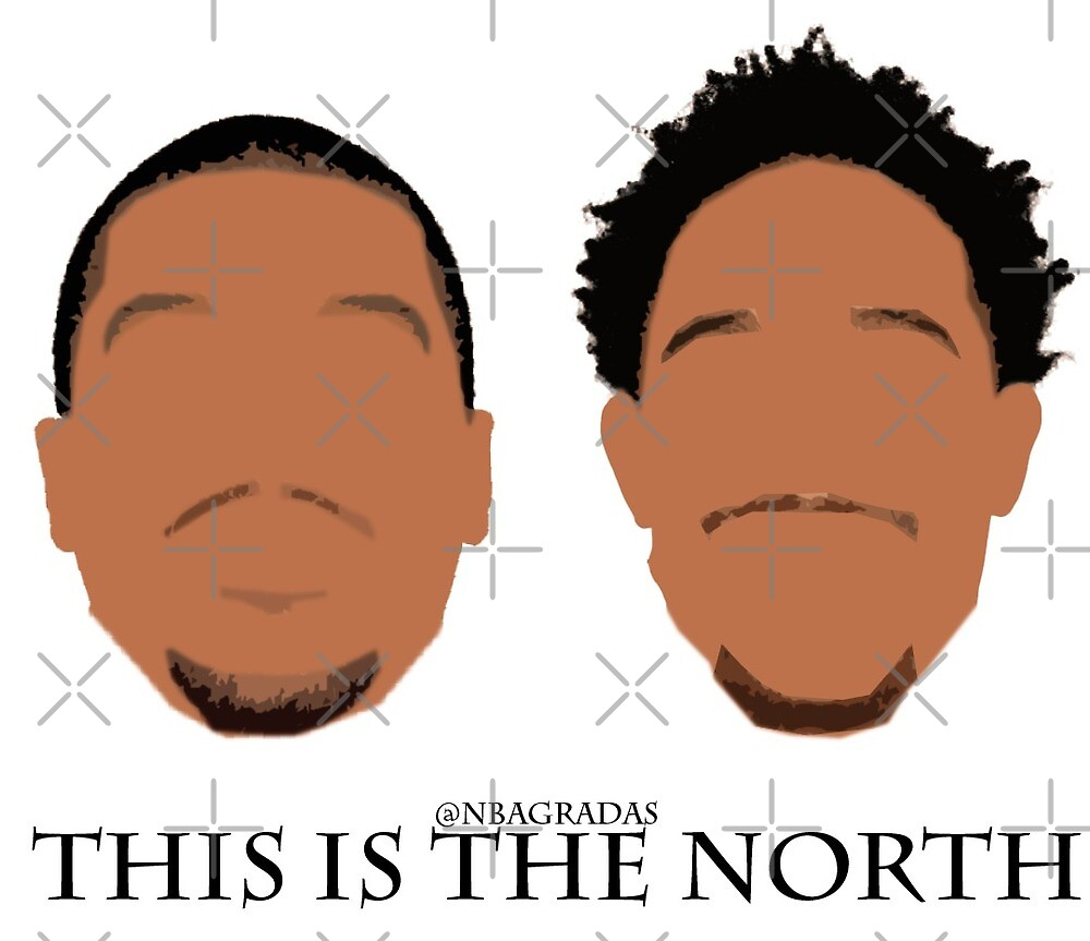 The Northerns of the Raptors by nbagradas