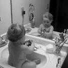 sink bath by Whitney LeBlanc