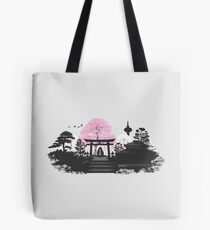 Sakura - Kyoto Japan Tote Bag