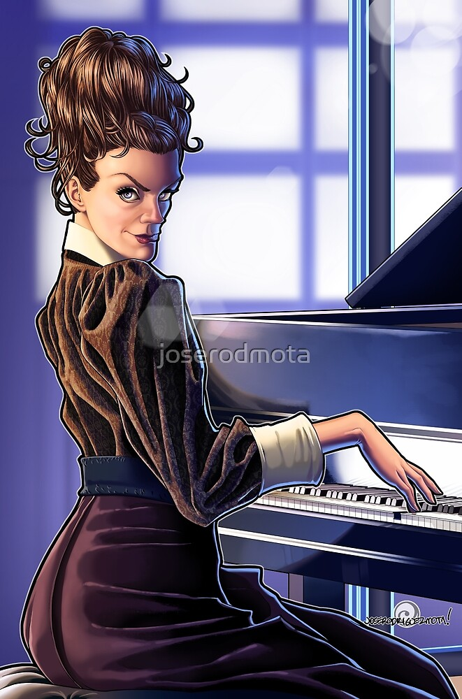 DOCTOR WHO: A song by Missy by JOSE RODRIGUEZ MOTA