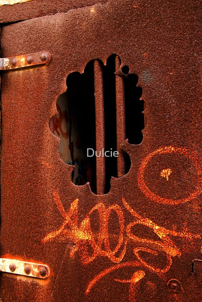 Fortress Door 2 by Dulcie