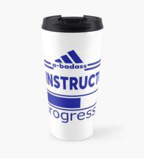 SKI INSTRUCTOR Travel Mug