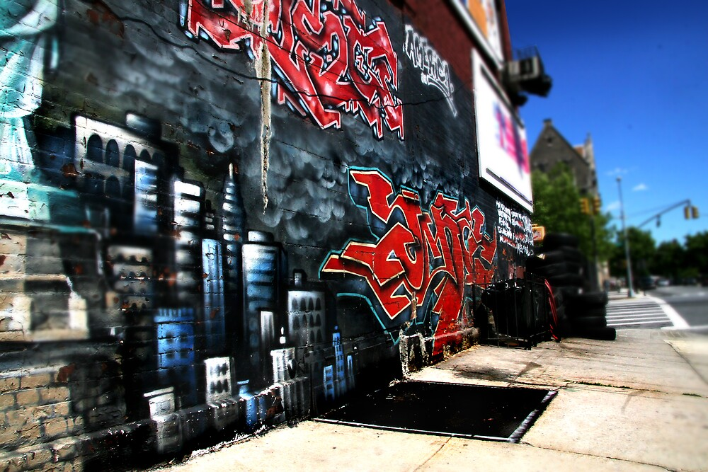 Wall #2 by Alex Bershaw