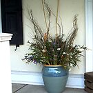 Flower Bowl by Judi Taylor