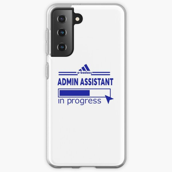 ADMIN ASSISTANT Samsung Galaxy Soft Case