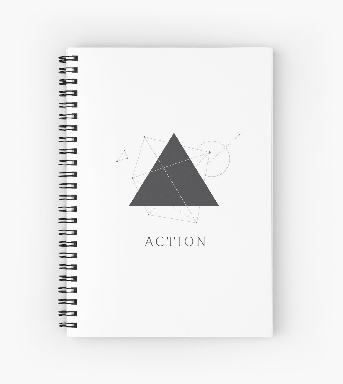 Target Shape - Action by mutebook