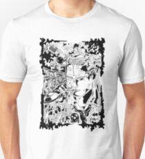 Royal Blood - She's Creeping illustration  Unisex T-Shirt