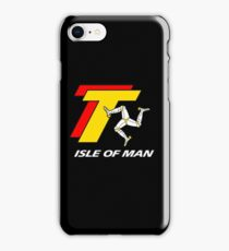 TT TOURIST TROPHY - ISLE OF MAN iPhone Case/Skin