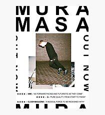 Mura Masa - Mura Masa | Album Poster Photographic Print