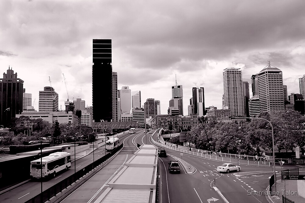 Brisbane by Sherrianne Talon