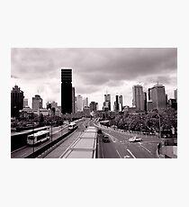 Brisbane Photographic Print