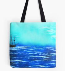 The First Anchorage Tote Bag
