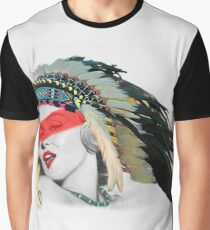 Famous Indian Graphic T-Shirt