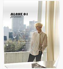 Seventeen Jeonghan Poster