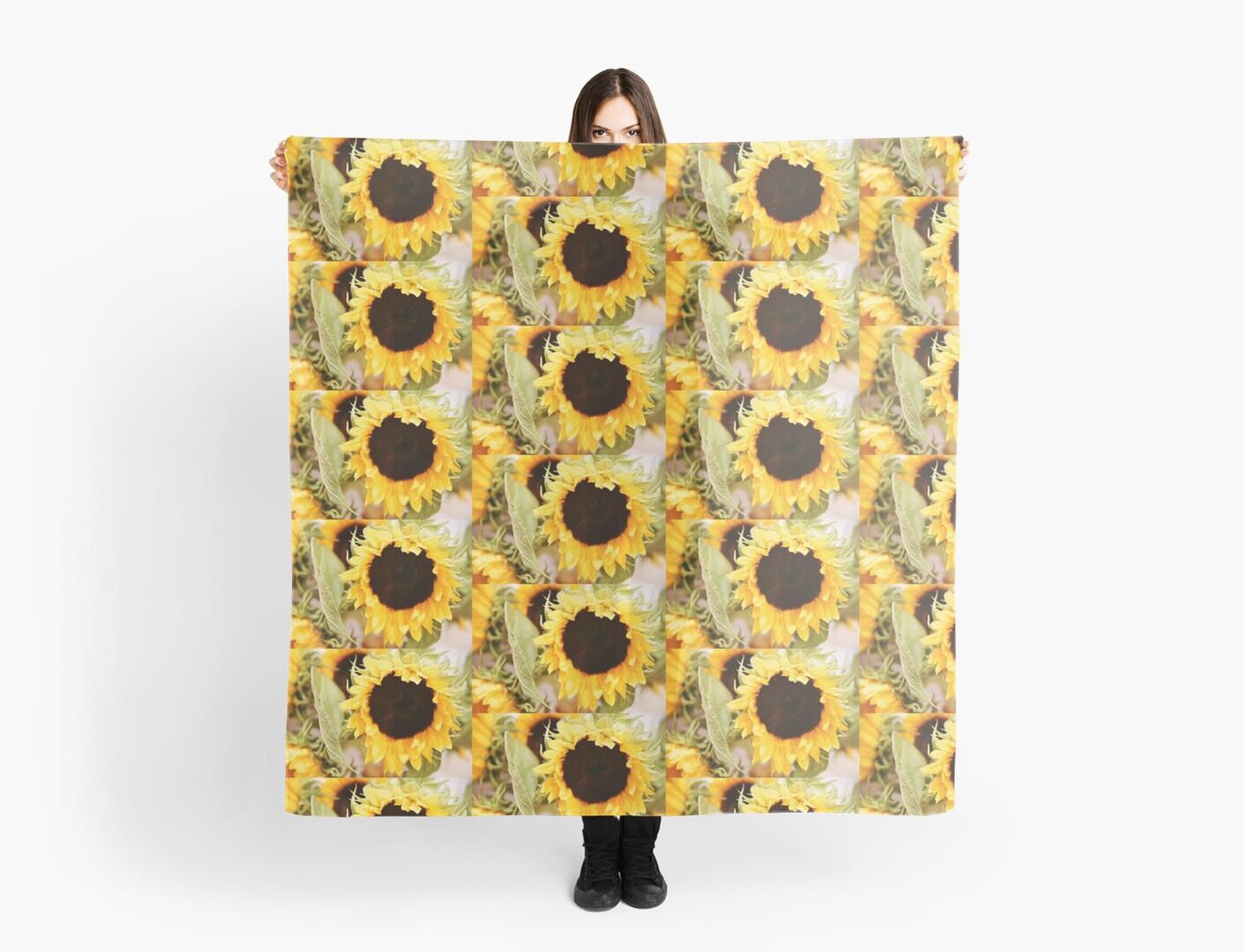 Kitchen Sunflower by sspellmancann