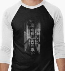 2001: A Space Odyssey (1968) Men's Baseball ¾ T-Shirt