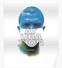 Saturation  Poster