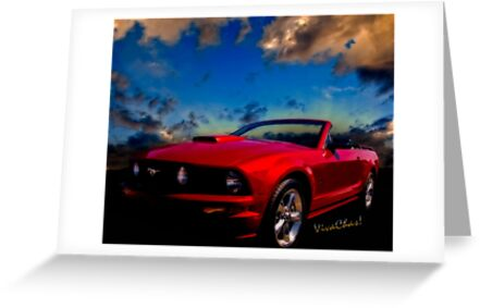 The Mustang Dream by ChasSinklier