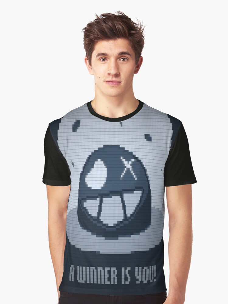 The end is Nigh graphic shirt Graphic T-Shirt Front
