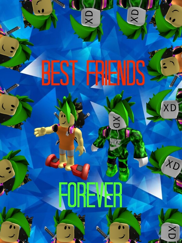 'Best Friends Forever' Merchandise!  by GreenBoi