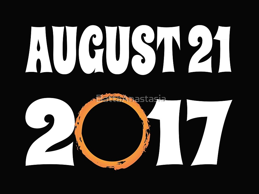 Total Solar Eclipse August 21 2017 by BattaAnastasia