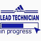LEAD TECHNICIAN by Justin9bi