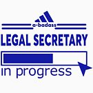 LEGAL SECRETARY by Justin9bi