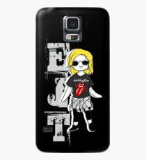 EJT Design 2- white Case/Skin for Samsung Galaxy
