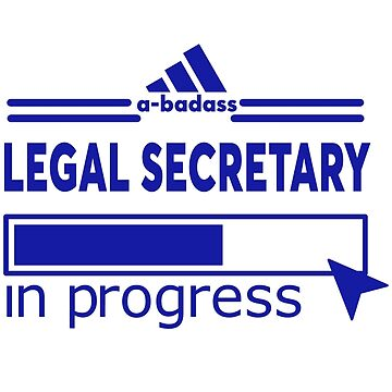 LEGAL SECRETARY by Justin9bi