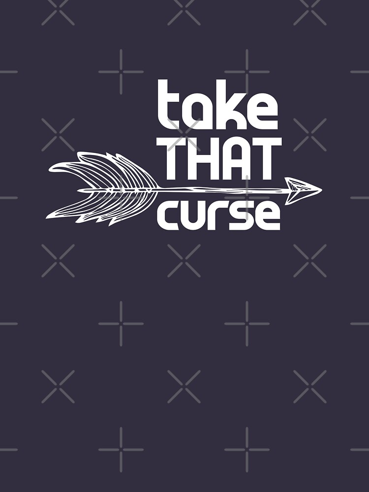Leslie Knope: Take That Curse (Parks and Recreation) by catalystdesign