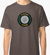 Aryton Senna Tyre Classic T-Shirt