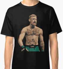 Conor Mcgregor Fighter Classic T-Shirt