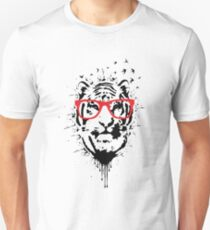 Hipster white T-Shirt
