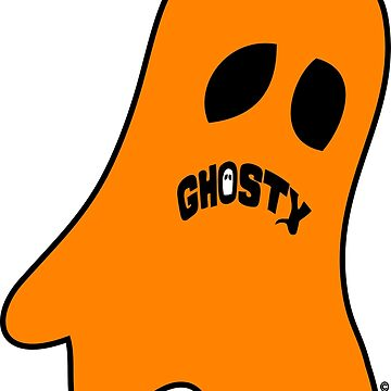 Orange Ghosty by GhostyBrand