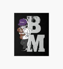 Lámina de exposición Bob Morley - BM - BLANCO