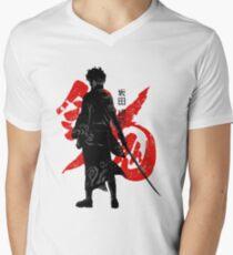 Gintama - Ginta Men's V-Neck T-Shirt