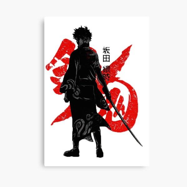 Gintama - Ginta Canvas Print
