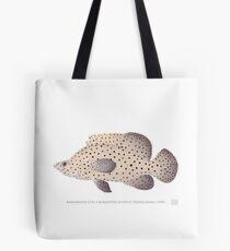 Barramundi Cod (Cromileptes altivelis)  Tote Bag