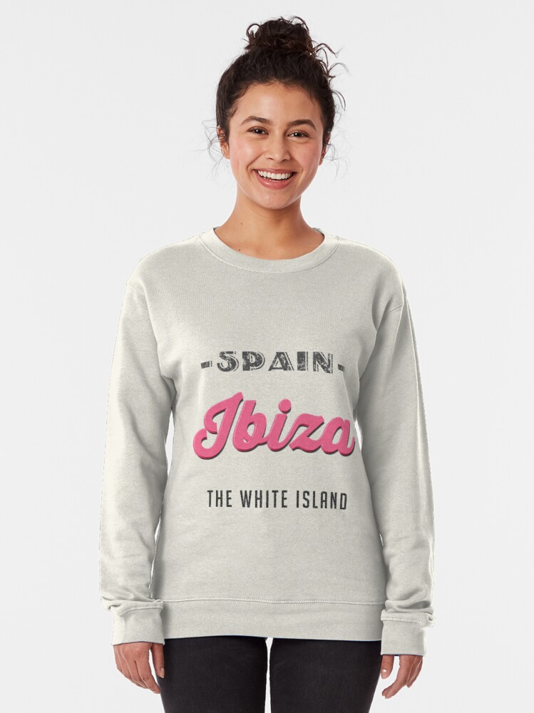 Alternate view of Ibiza Vintage Pullover Sweatshirt