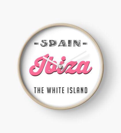 Ibiza Vintage Clock