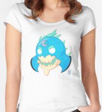 Meanie Khaimera Paragon Fan Design Women's Fitted Scoop T-Shirt