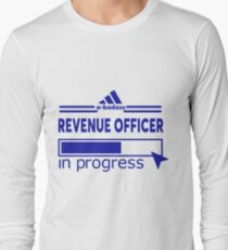 REVENUE OFFICER Long Sleeve T-Shirt