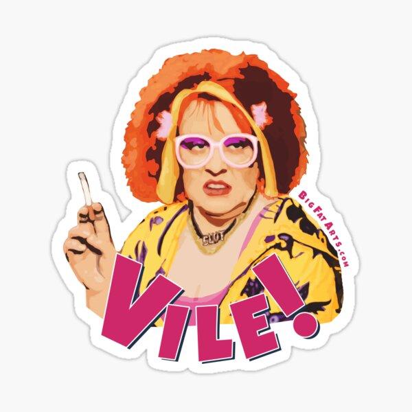 Vile! (Nipple Pink) Sticker